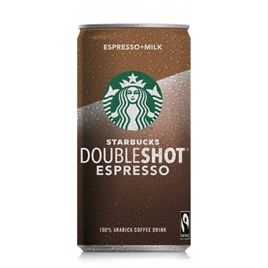 Starbucks Doubleshot Espresso Milk 200 Ml